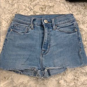 BDG Twig High Rise Jean Shorts Sz 24